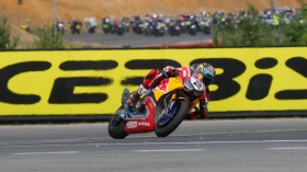 Leon Camier, Red Bull Honda World Superbike Team, Brno RAC1