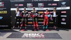 WorldSBK Brno Tissot Superpole
