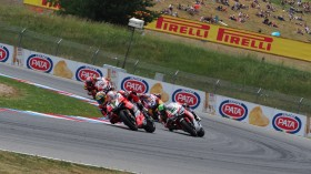 Chaz Davies, Aruba.it Racing - Ducati, Brno RAC1