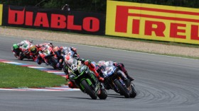 Tom Sykes, Kawasaki Racing Team WorldSBK, Brno RAC1