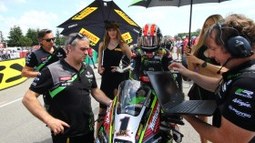 Jonathan Rea, Kawasaki Racing Team WorldSBK, Brno RACE 2