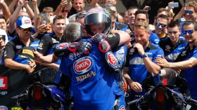 Alex Lowes, Pata Yamaha Official WorldSBK Team, Brno RACE 2