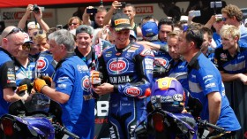 Michael Vd Mark, Pata Yamaha Official WorldSBK Team, Brno RACE 2