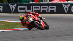 Chaz Davies, Aruba.it Racing - Ducati, Brno RACE 2