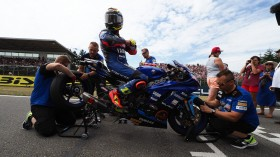 Sandro Cortese, Kallio Racing, Brno RAC