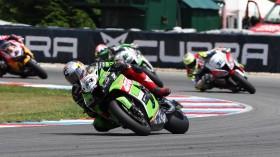 Toprak Razgatlioglu, Kawasaki Puccetti Racing, Brno RACE 2