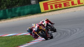 Leon Camier, Red Bull Honda World Superbike Team, Brno RACE 2