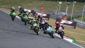 Walid Khan, Nutec-Benjan-Kawasaki, Glenn van Straalen, KTM Fortron Racing Team, Brno RAC