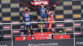 WorldSBK, Brno RACE 2