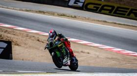 Tom Sykes, Kawasaki Racing Team WorldSBK, Laguna Seca FP3