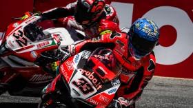 Marco Melandri, Aruba.it Racing - Ducati, Laguna Seca FP3