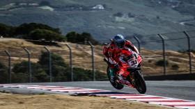 Marco Melandri, Aruba.it Racing - Ducati, Laguna Seca SP2