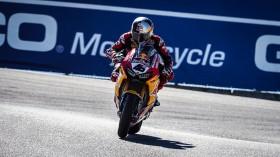 Jake Gagne, Red Bull Honda World Superbike Team, Laguna Seca