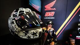 PJ Jacobsen, TripleM Honda World Superbike Team, Laguna Seca SP1