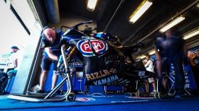 Pata Yamaha Offical WorldSBK Team, Laguna Seca