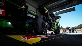 Kawasaki Puccetti Racing, Laguna Seca