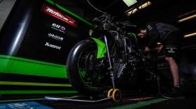 Kawasaki Racing Team WorldSBK, Laguna Seca