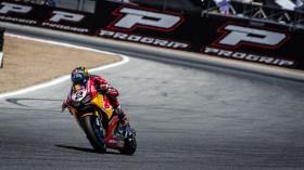 Leon Camier, Red Bull Honda World Superbike Team, Laguna Seca