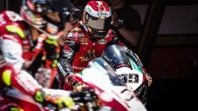 PJ Jacobsen, TripleM Honda World Superbike Team, Laguna Seca