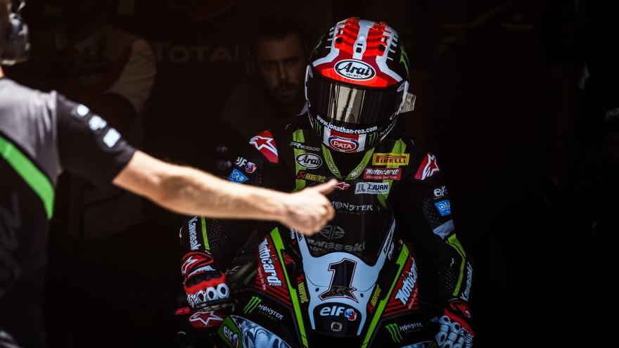 Jonathan Rea, Kawasaki Racing Team WorldSBK, Laguna Seca