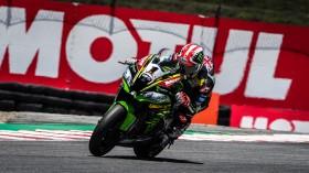 Jonathan Rea, Kawasaki Racing Team WorldSBK, Laguna Seca FP3