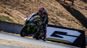 Jonathan Rea, Kawasaki Racing Team WorldSBK, Laguna Seca SP2