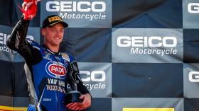 Alex Lowes, Pata Yamaha Official WorldSBK Team, Laguna Seca RAC1