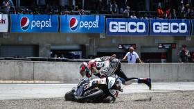 Loris Baz, GULF ALTHEA BMW Racing Team, Laguna Seca RAC1