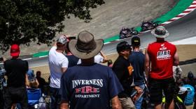 Michael Vd Mark, Alex Lowes, Pata Yamaha Official WorldSBK Team, Laguna Seca RAC2