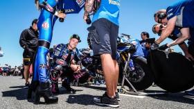 Alex Lowes, Pata Yamaha Official WorldSBK Team, Laguna Seca RAC2