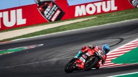 Marco Melandri, Aruba.it Racing - Ducati, Misano FP1
