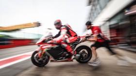 Jordi Torres, MV Agusta Reparto Corse, Misano FP2