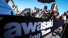 Jonathan Rea, Kawasaki Racing Team WorldSBK, Misano RAC1