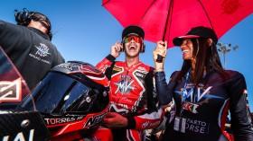Jordi Torres, MV Agusta Reparto Corse, Misano RAC1