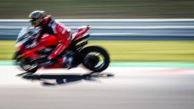 Chaz Davies, Aruba.it Racing - Ducati, Misano FP4