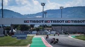 Tom Sykes, Kawasaki Racing Team WorldSBK, Michael Vd Mark, Pata Yamaha Official WorldSBK Team, Misano RAC1
