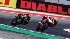 Chaz Davies, Aruba.it Racing - Ducati, Misano RAC1