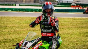 Jonathan Rea, Kawasaki Racing Team WorldSBK, Misano RAC2