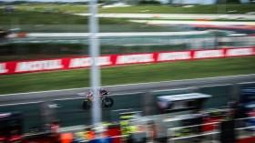 Leon Camier, Red Bull Honda World Superbike Team, Misano RAC2