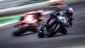 Alex Lowes, Pata Yamaha Official WorldSBK Team, Misano RAC2