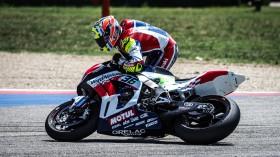 Leandro Mercado, Orelac Racing VerdNatura, Misano RAC2