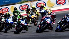Daniel Valle, BCD Yamaha MS Racing, Misano RAC