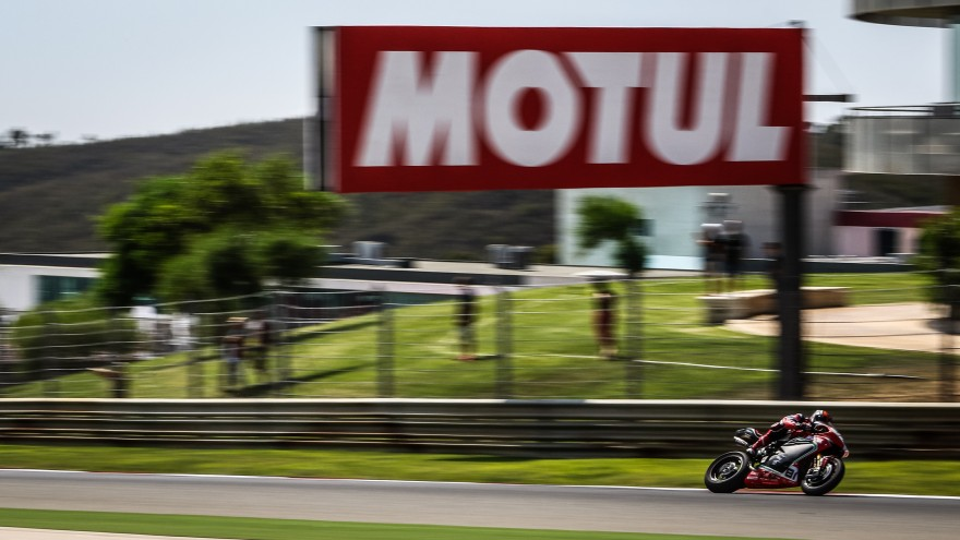 Jordi Torres, MV Agusta Reparto Corse, Portimao FP3