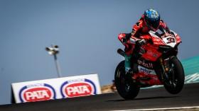 Marco Melandri, Aruba.it Racing - Ducati, Portimao FP3