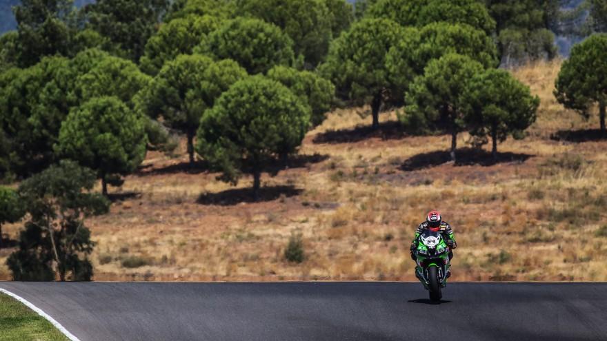 Toprak Razgatlioglu, Kawasaki Puccetti Racing, Portimao FP3