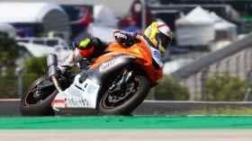 Luke Stapleford, Profile Racing, Portimao FP2