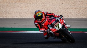 Chaz Davies, Aruba.it Racing - Ducati, Portimao FP3