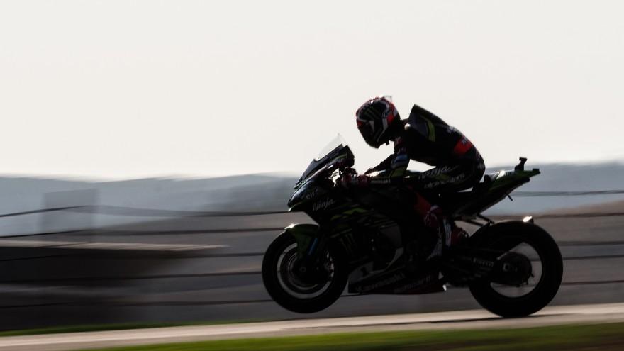 Jonathan Rea, Kawasaki Racing Team WorldSBK, Portimao FP3