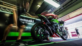 Tom Sykes, Kawasaki Racing Team WorldSBK, Portimao SP2