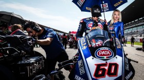 Michael Vd Mark, Pata Yamaha Official WorldSBK Team, Portimao RAC1